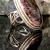 Namibian Pietersite Silversmith Ring US Size 11
